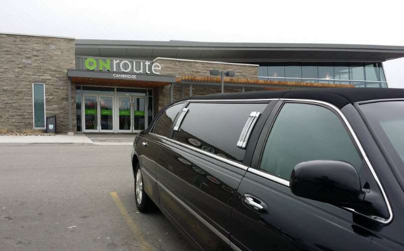 Cambridge Limo Service 1