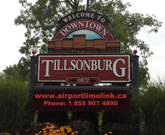 Tillsonburg Limo Service